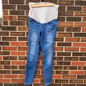 Thyme Slim Fit Maternity Jeans Size XS